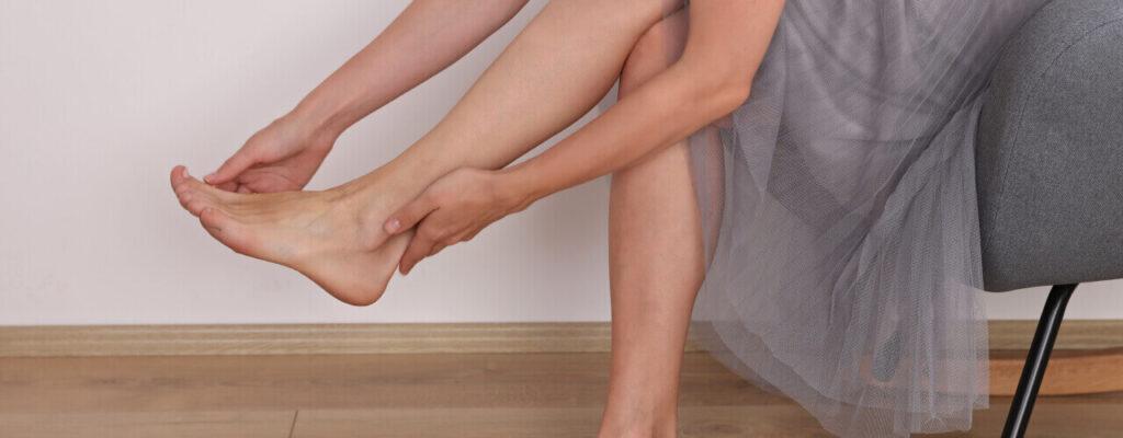 Pain of Flat Feet